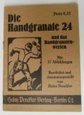 Booklet: 'Die Handgranate 24'