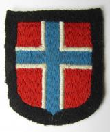 Waffen-SS Norwegian 'volunteer'-arm-shield